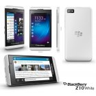 BlackBerry Z10 NFC THIN 4G LTE WHITE Phone Verizon