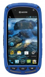 Kyocera Torque Rugged Android Smartphone for Sprint - Blue