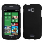 Samsung ATIV Odyssey Black Phone Protector Cover(Rubberized)