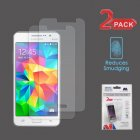 Samsung Galaxy Grand Prime Anti-grease LCD Screen Protector/Clear (2-pack)