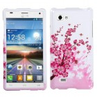 LG Optimus 4X HD Spring Flowers Phone Protector Cover