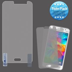 Samsung Galaxy Grand Prime Screen Protector Twin Pack