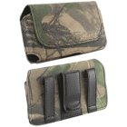 Universal Large Horizontal Nylon Pouch, Camouflage
