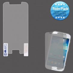 Samsung Galaxy S4 zoom Screen Protector Twin Pack