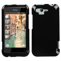 HTC Rhyme Solid Black Case