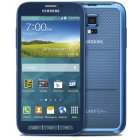 Samsung Galaxy S5 Sport SM-G860 16GB Waterproof Android Smartphone for Sprint - Electric Blue
