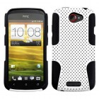 HTC One S White/Black Astronoot Case