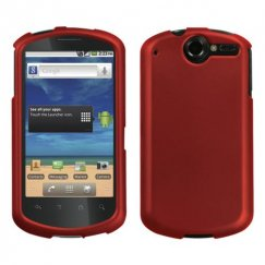 Huawei Impulse 4G Titanium Solid Red Case