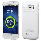 Samsung Galaxy S6 mAh White Quantum Energy Battery Case