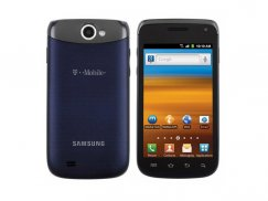 Samsung Exhibit 2 SGH-T679 4G Android Smartphone - Unlocked GSM - Blue