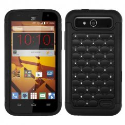ZTE Speed Black/Black FullStar Case
