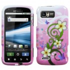 Motorola Atrix 2 Tropical Flowers Case
