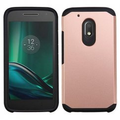Motorola Moto G4 Play Rose Gold/Black Astronoot Case