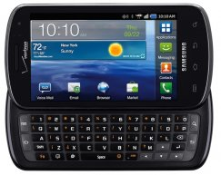 Samsung Stratosphere SCH-i405 QWERTY Android Smartphone for Verizon - Black