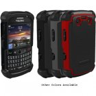 Ballistic BlackBerry 9700/9780 Bold 2 Shell Gel (SG) Series Case, Black/Black, SA0575-M005