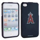 MLB LA Angels iPhone 4/4S Snap On Cover