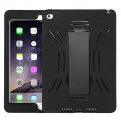 AppleiPad Air 2nd Gen Black/Black Symbiosis Stand Case