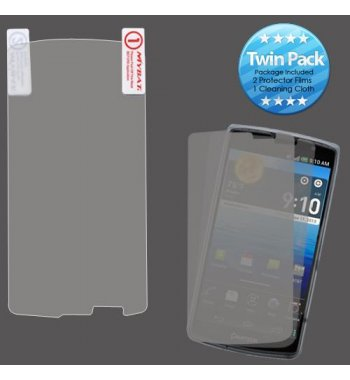 Pantech Discover Screen Protector Twin Pack