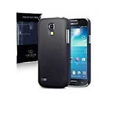 Samsung Galaxy S4 Mini Muvit Soft Back Case - Black