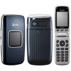 Pantech Breeze II Bluetooth GPS Music Blue 3G Phone ATT