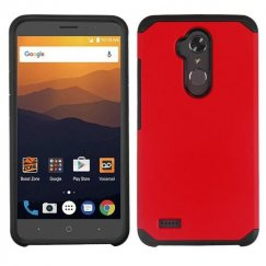 ZTE Blade Max 3 / Max XL Red/Black Astronoot Case