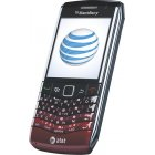 Blackberry 9100 Pearl 3G for ATT Wireless in Red