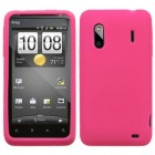 HTC Hero Solid Skin Cover - Hot Pink