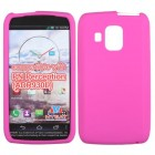 Pantech Perception Solid Skin Cover - Hot Pink