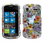 Samsung SGH-i917 Focus Flower Shop Case