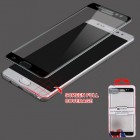 Samsung Galaxy Note 7 Full Coverage Tempered Glass Screen Protector/Black
