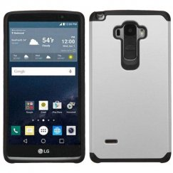 LG G Stylo Silver/Black Astronoot Case