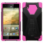 ZTE Warp Elite Hot Pink Inverse Advanced Armor Stand Protector Cover