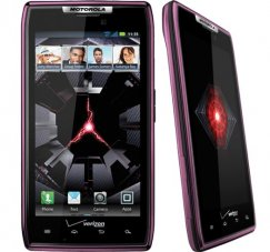 Motorola Droid RAZR 16GB PURPLE 4G LTE Android Phone Verizon