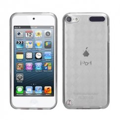 Apple iPod Touch (5th Generation) T-Clear Argyle Pane Candy Skin Cover