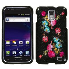 Samsung Galaxy S2 Skyrocket Blooming Flowers Case