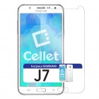 Samsung J7 Tempered Glass Screen Protector