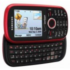 Samsung Intensity SCH-U450PP QWERTY Messaging Phone for Verizon Prepaid - Red