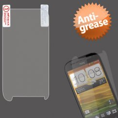 HTC One S Anti-grease LCD Screen Protector/Clear