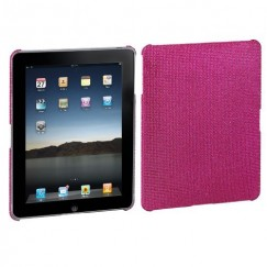 AppleiPad 1st Generation 2010 Hot Pink Diamante Back Case