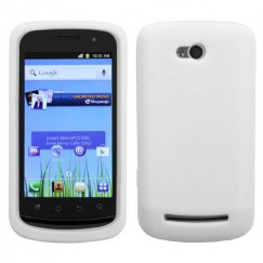 Coolpad Quattro 4G Solid Skin Cover - Translucent White