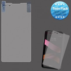 LG X Style / Tribute HD Screen Protector Twin Pack