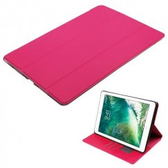 AppleiPad iPad Pro 10.5 Hot Pink Silk Texture with Transparent Frosted Tray