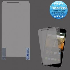 Alcatel One Touch Conquest Screen Protector Twin Pack