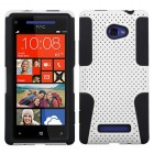 HTC Windows Phone 8x White/Black Astronoot Phone Protector Cover