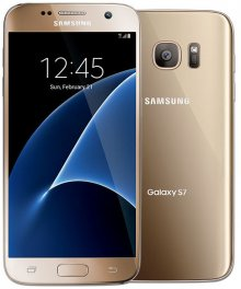 Samsung Galaxy S7 Edge SM-G935A Android Smartphone - Cricket Wireless - Gold