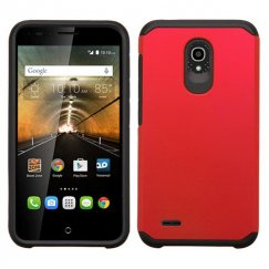 Alcatel One Touch Conquest Red/Black Astronoot Case