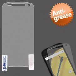 Motorola Moto E 2nd Gen Anti-grease LCD Screen Protector/Clear