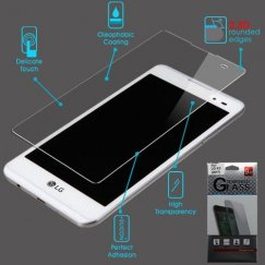 LG K3 Tempered Glass Screen Protector (2.5D)