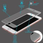 Apple iPhone 6 Plus 3D Curved Edge Titanium Alloy Tempered Glass Screen Protector/Space Gray