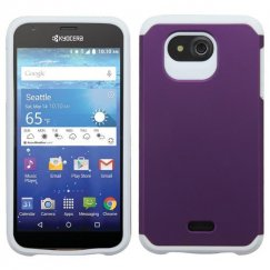 Kyocera Wave / Hydro Air Purple/White Astronoot Case